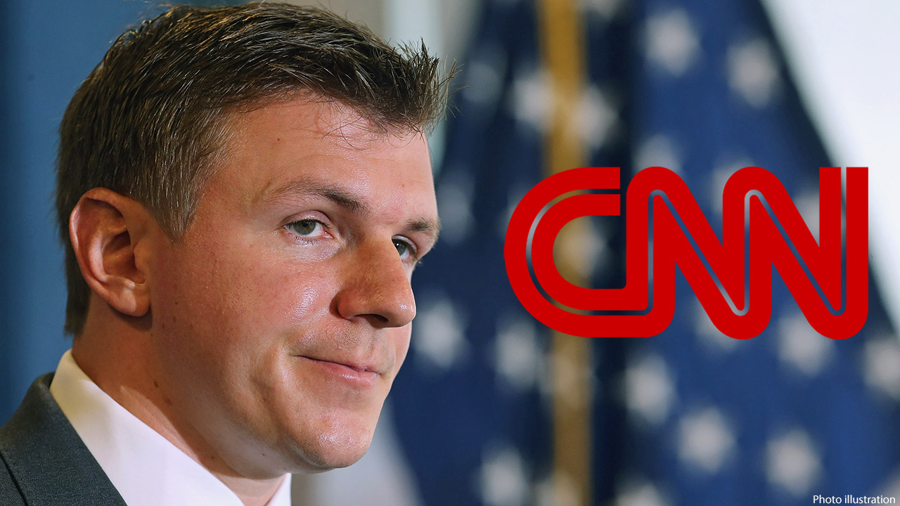 James O'Keefe sues CNN for defamation after anchor claimed <b>Twitter</b> banned Project Veritas for ... thumbnail
