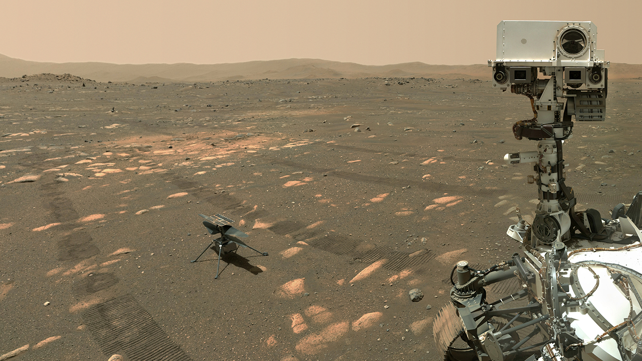 NASA's Perseverance Mars rover marks 100 days on the red planet – Fox News