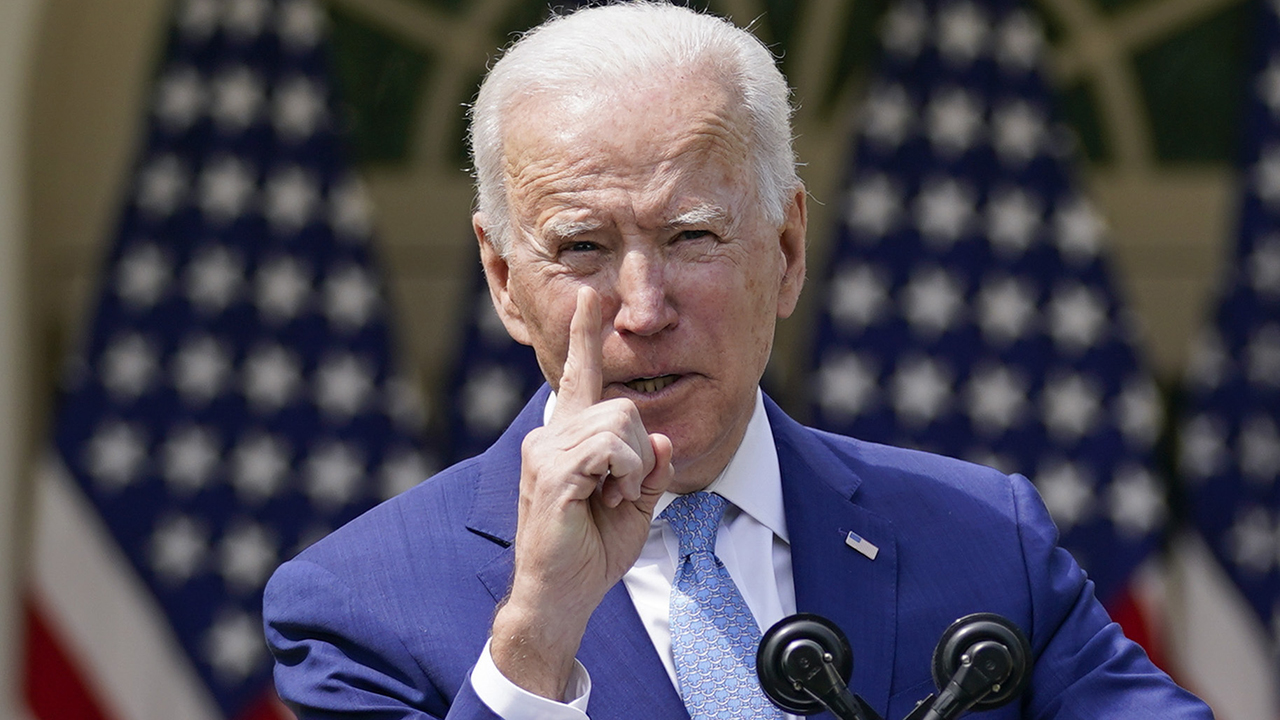 Biden on the Second Amendment: 'No amendment is absolute'