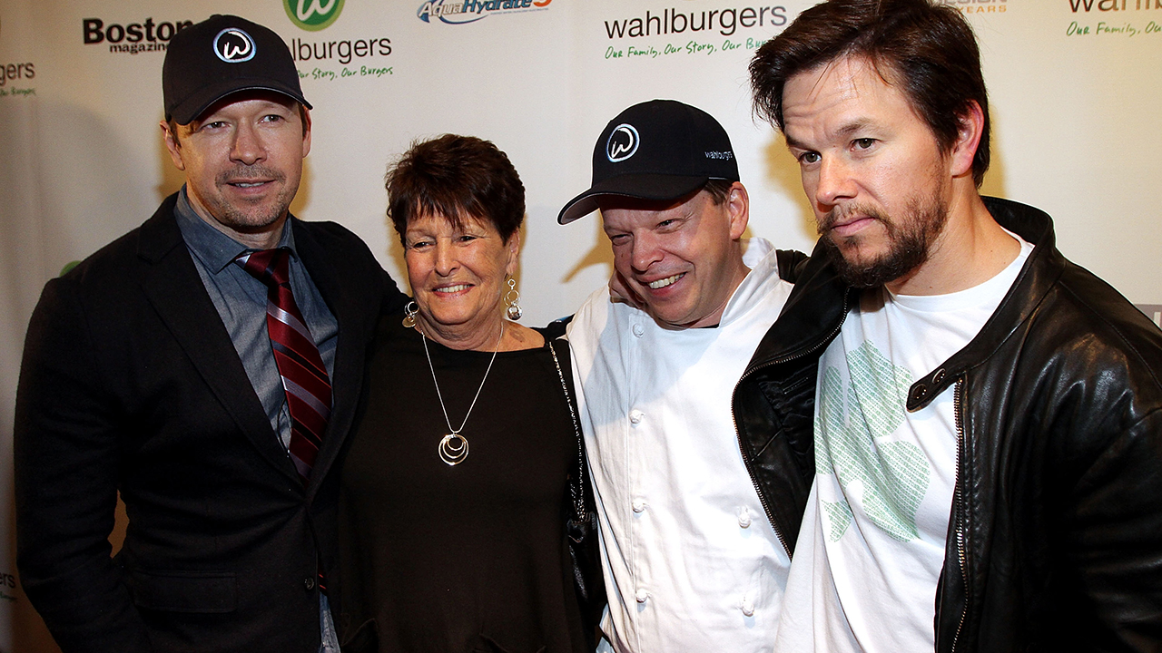 Alma Wahlberg, mom of actors Mark and Donnie and star of