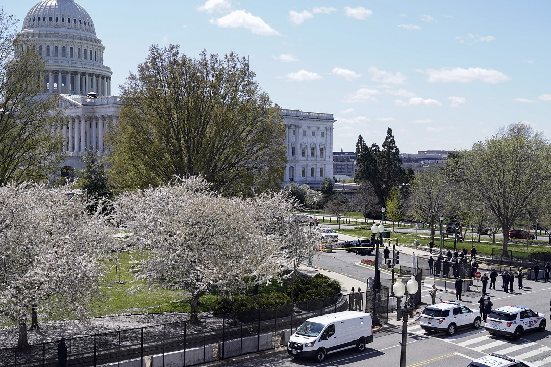 Capitol sees 2nd deadly act in 3 months adding to building's growing list of violent events