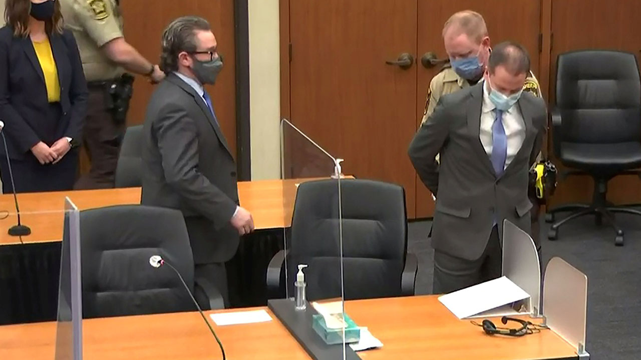 Derek Chauvin jurors' identities will be kept secret