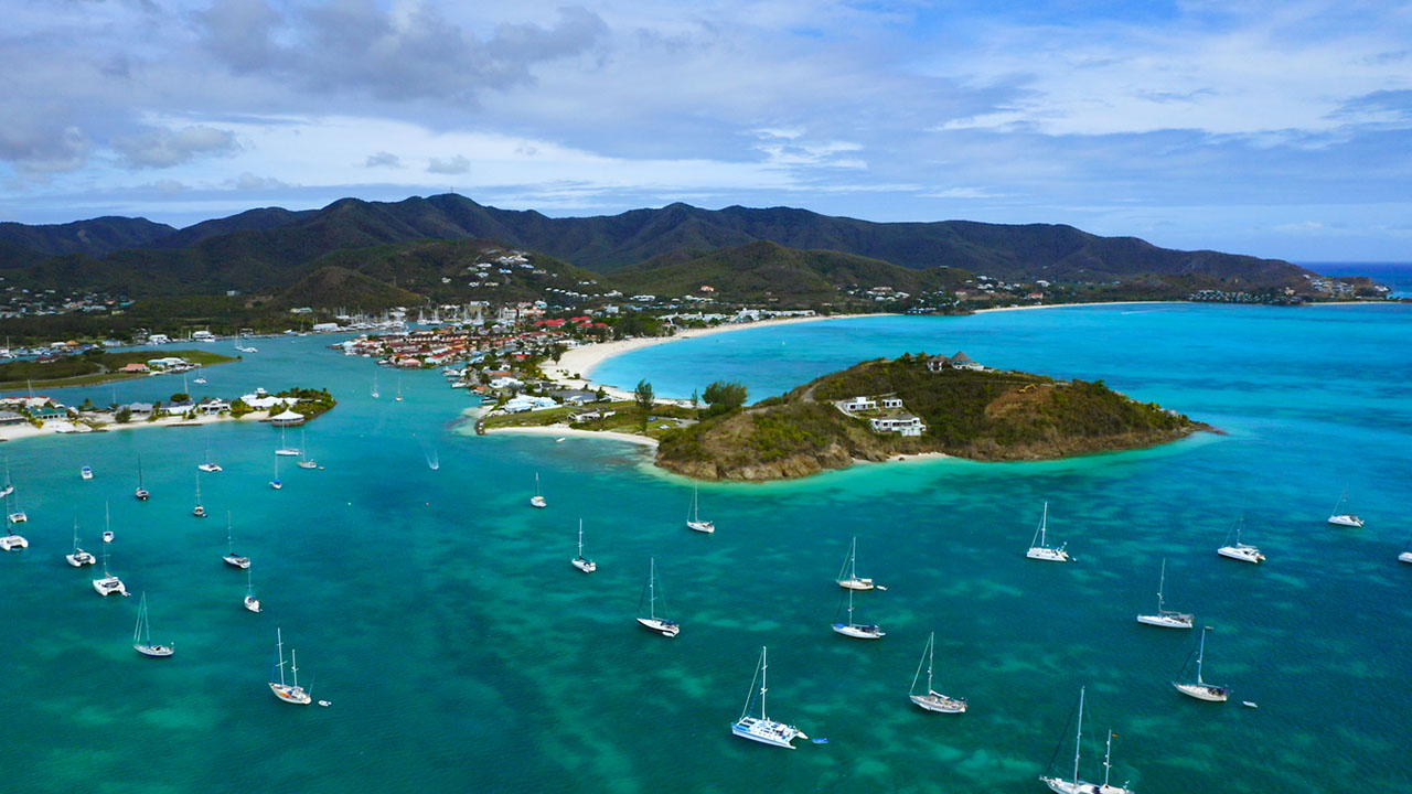 Barbuda hopes to dethrone St. Barts for vacationers