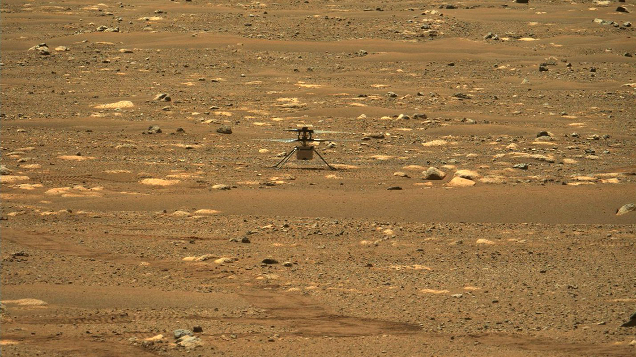Ingenuity has flown on Mars; what's next in NASA's Perseverance mission?