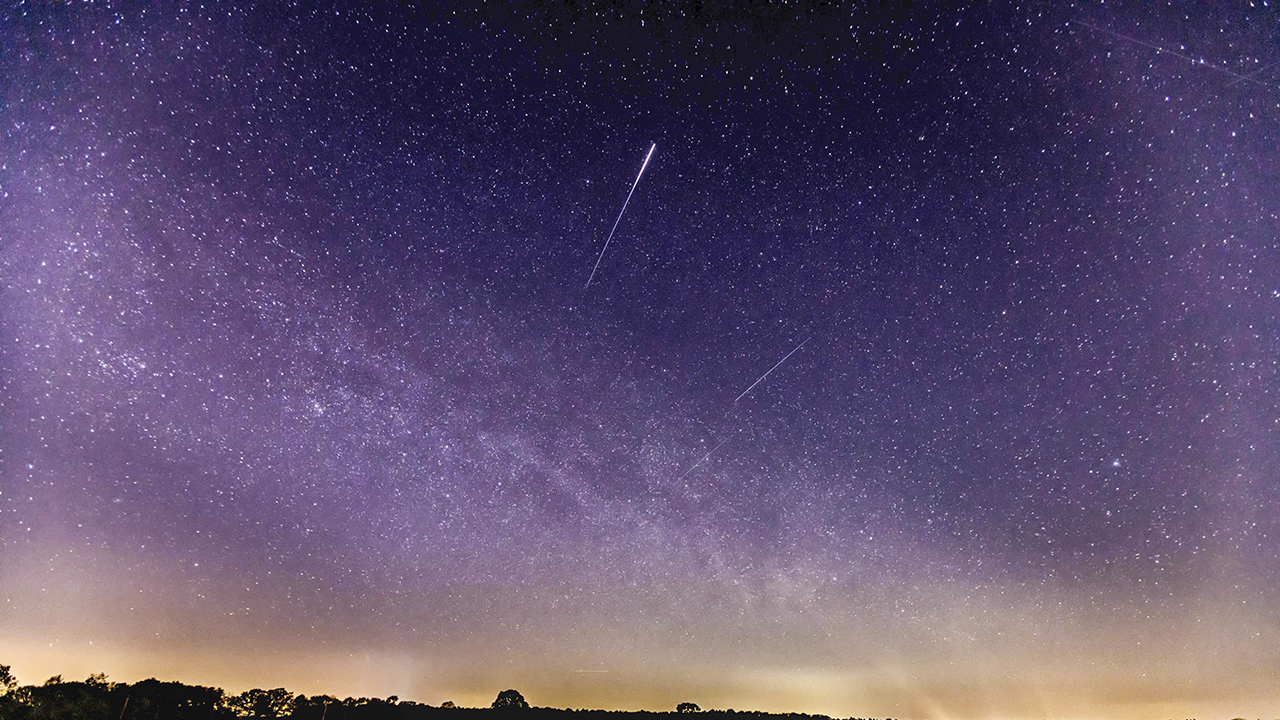 How to view Lyrid meteor shower