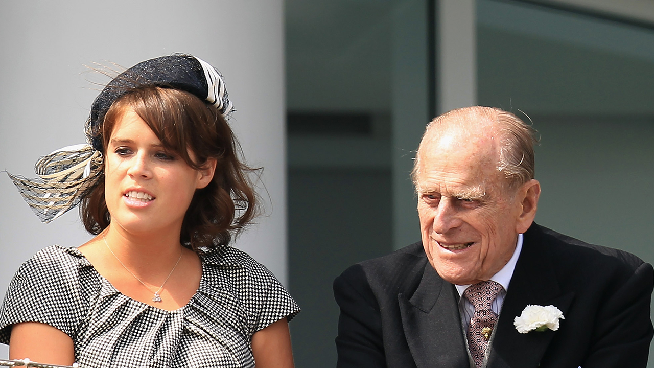 Princess Eugenie pays tribute to Prince Philip, recalls favorite memories spent with her late grandfather