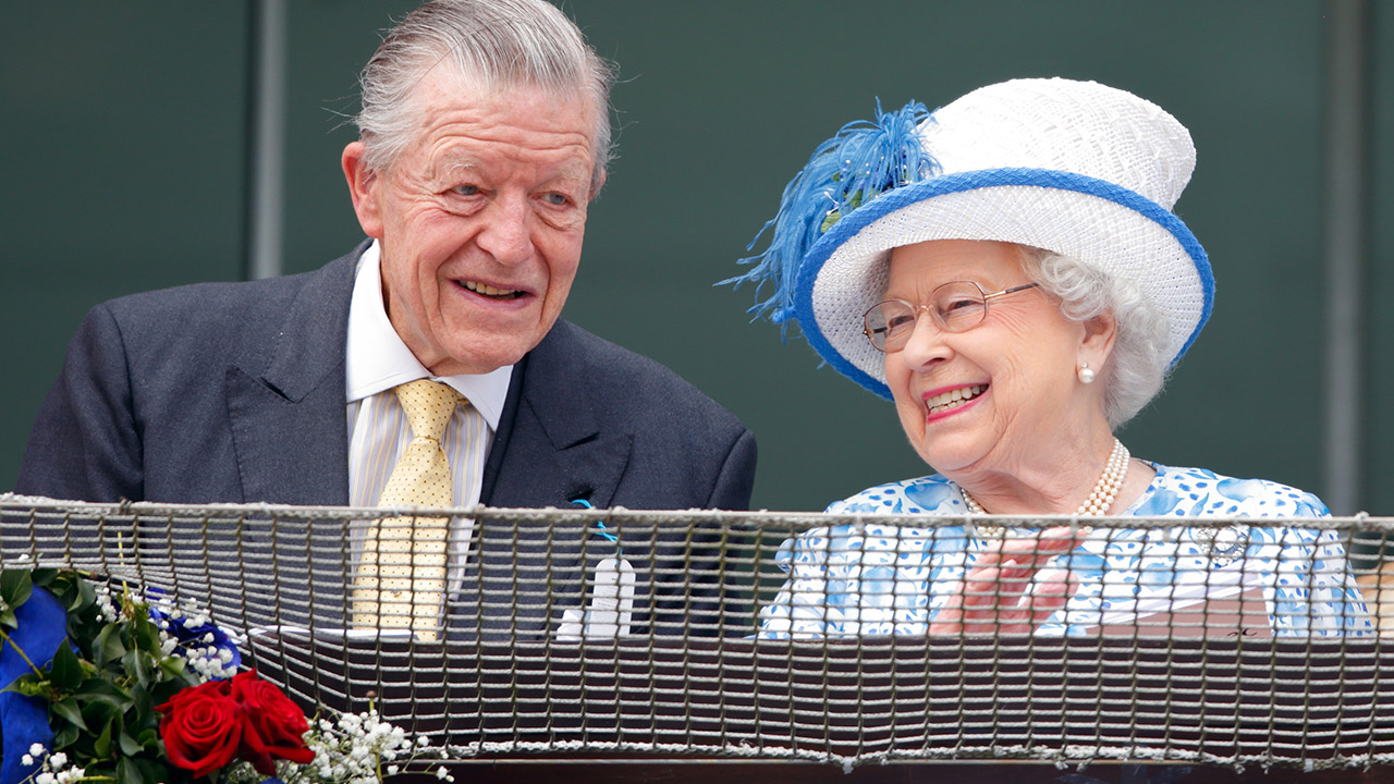 Queen Elizabeth's former racing advisor, Sir Michael Oswald, dead at 86