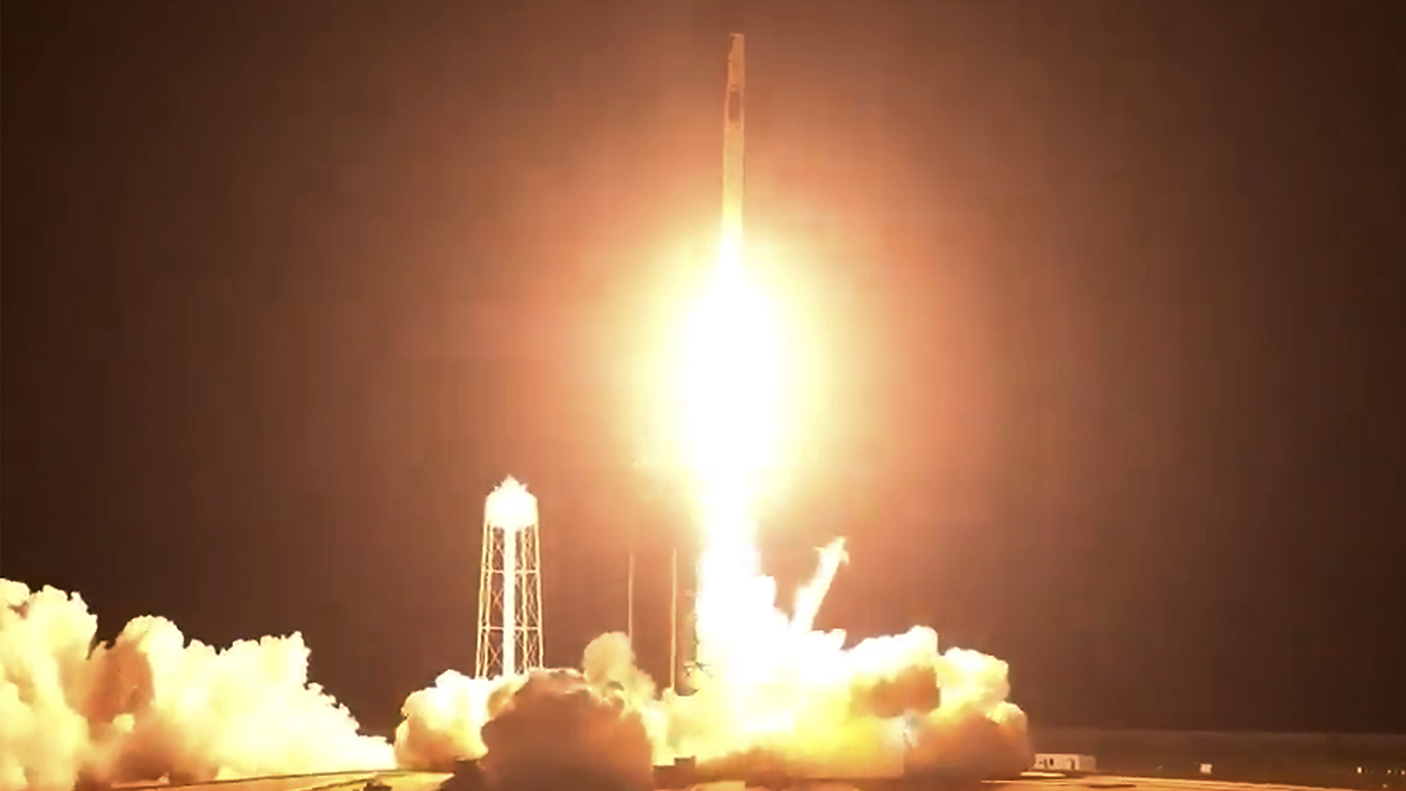 SpaceX Crew-2 launches astronauts to International Space Station – Fox News