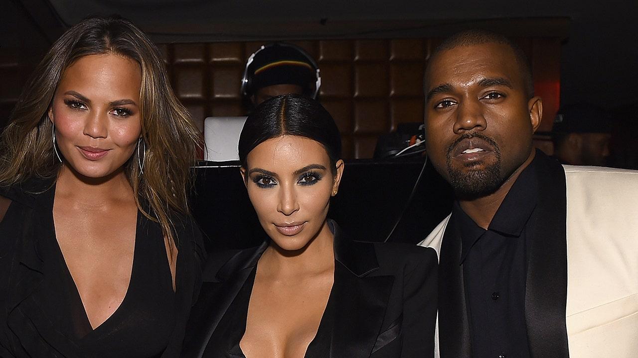 Chrissy Teigen says Kim Kardashian