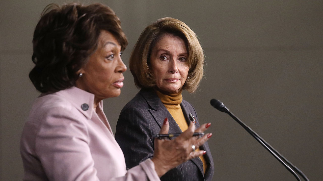 Democrats avoid 'confrontation' with Maxine Waters over controversial Chauvin trial comments - fox