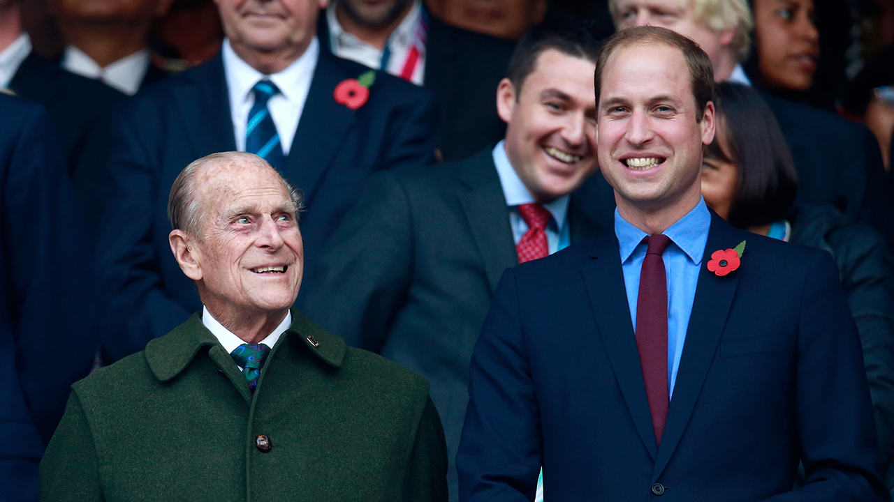 Prince William pays tribute to grandfather Prince Philip after his death: 'An extraordinary man' - Fox News