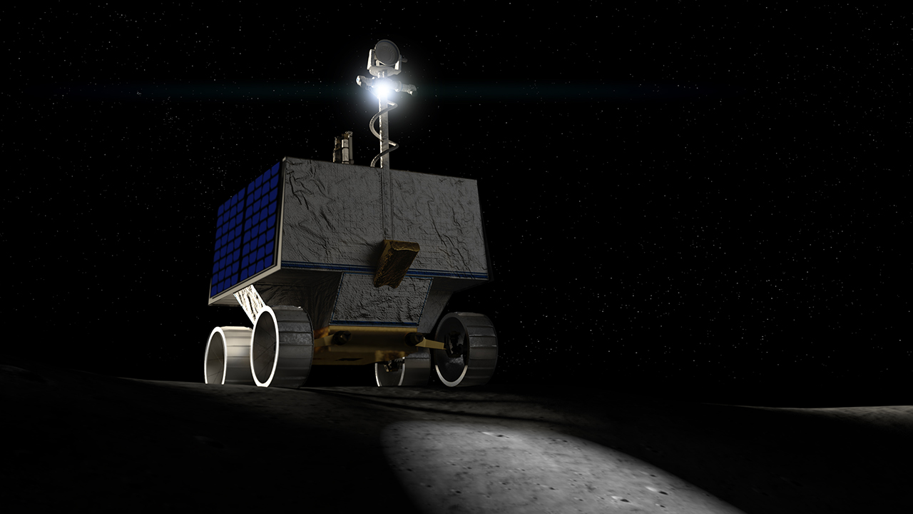 NASA's VIPER rover to seek for water, sources on moon
