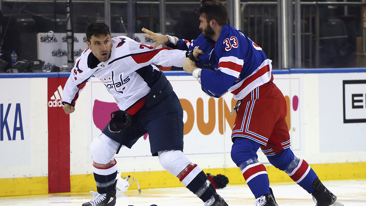 Rangers Capitals get into 6 fights in aftermath of Tom Wilson's dirty hit – Fox News