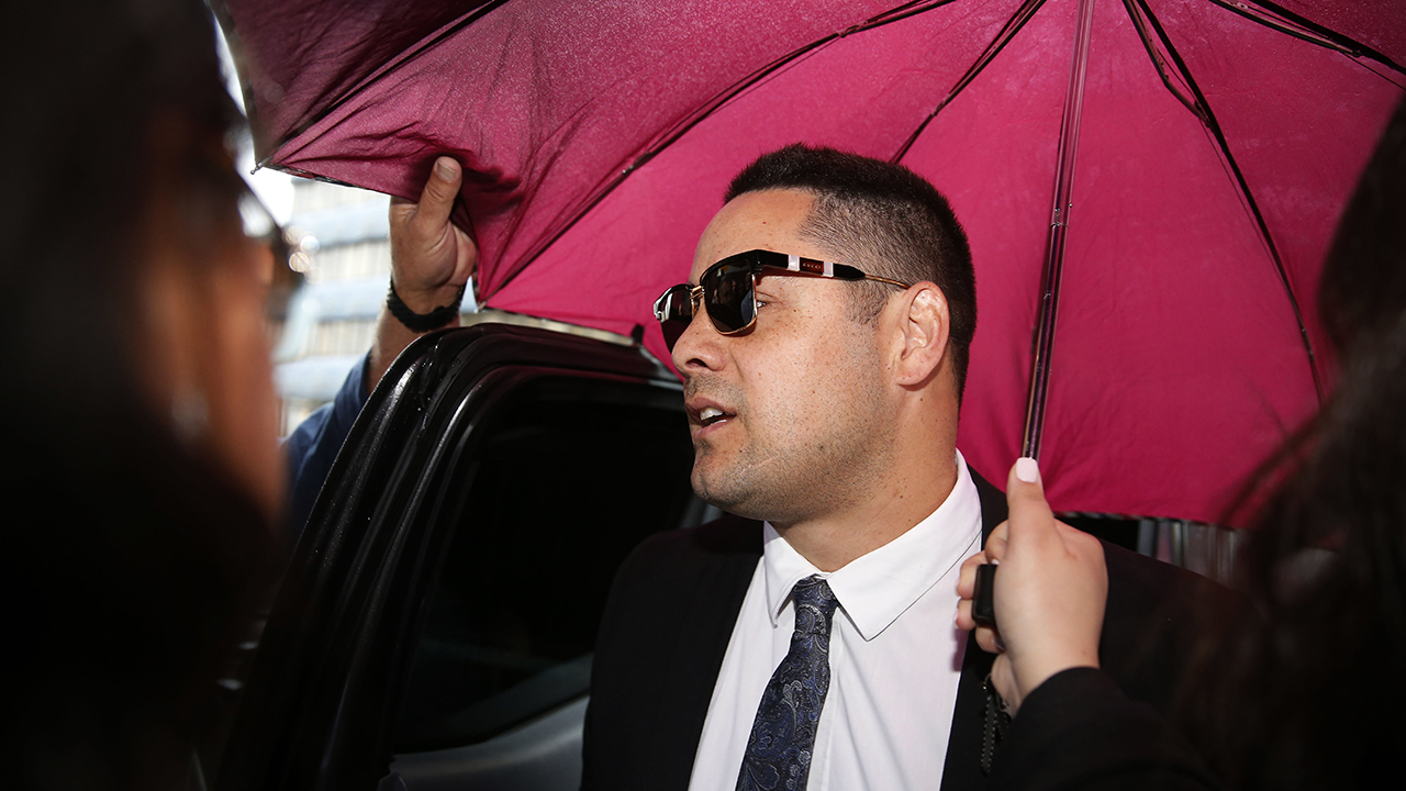 Ex-49ers player Hayne to spend nearly 4 years in jail - fox