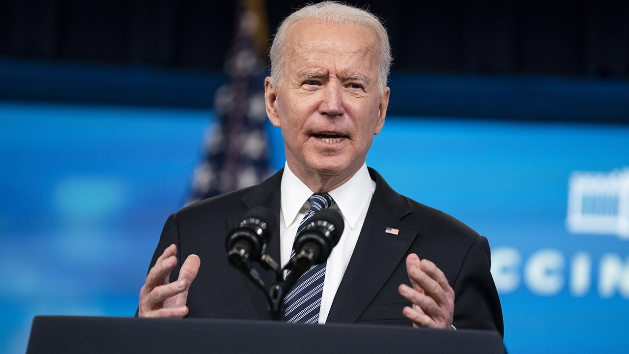 Biden to give speech on 6-point plan to fight delta variant as poll numbers slip