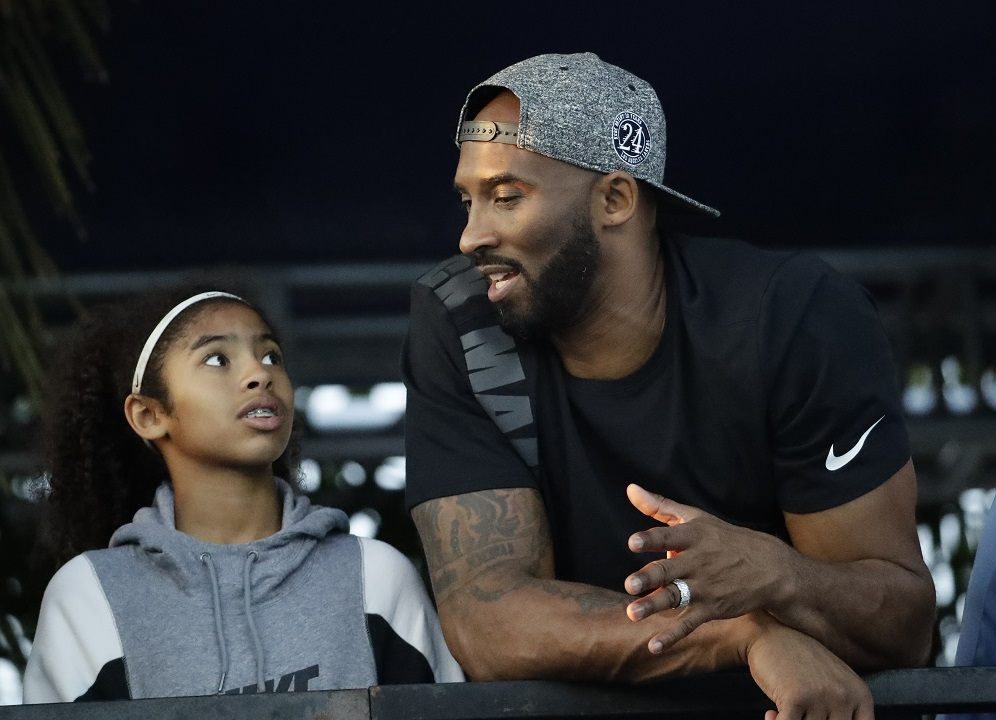 Vanessa Bryant, families reach settlement in helicopter crash that killed Kobe Bryant, daughter