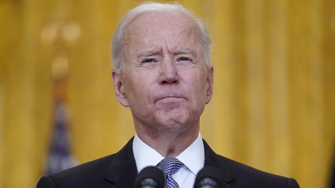 Biden's COVID warning: Unvaccinated 'will end up paying the price' - Fox News