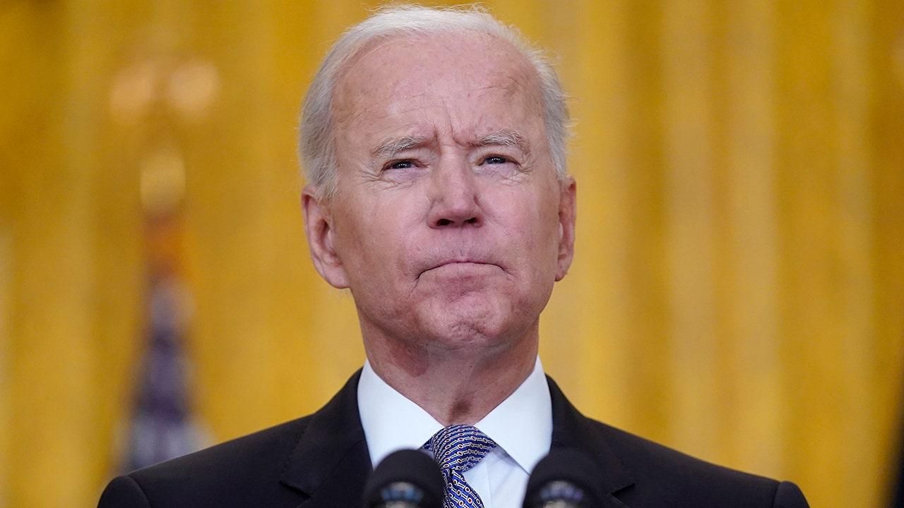 Biden condemns arrest of Belarusian opposition figure, calls diverted flight a 'shameful assault'