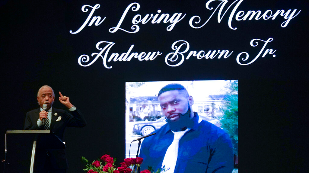 Andrew Brown Jr. family files $30M federal lawsuit in North Carolina