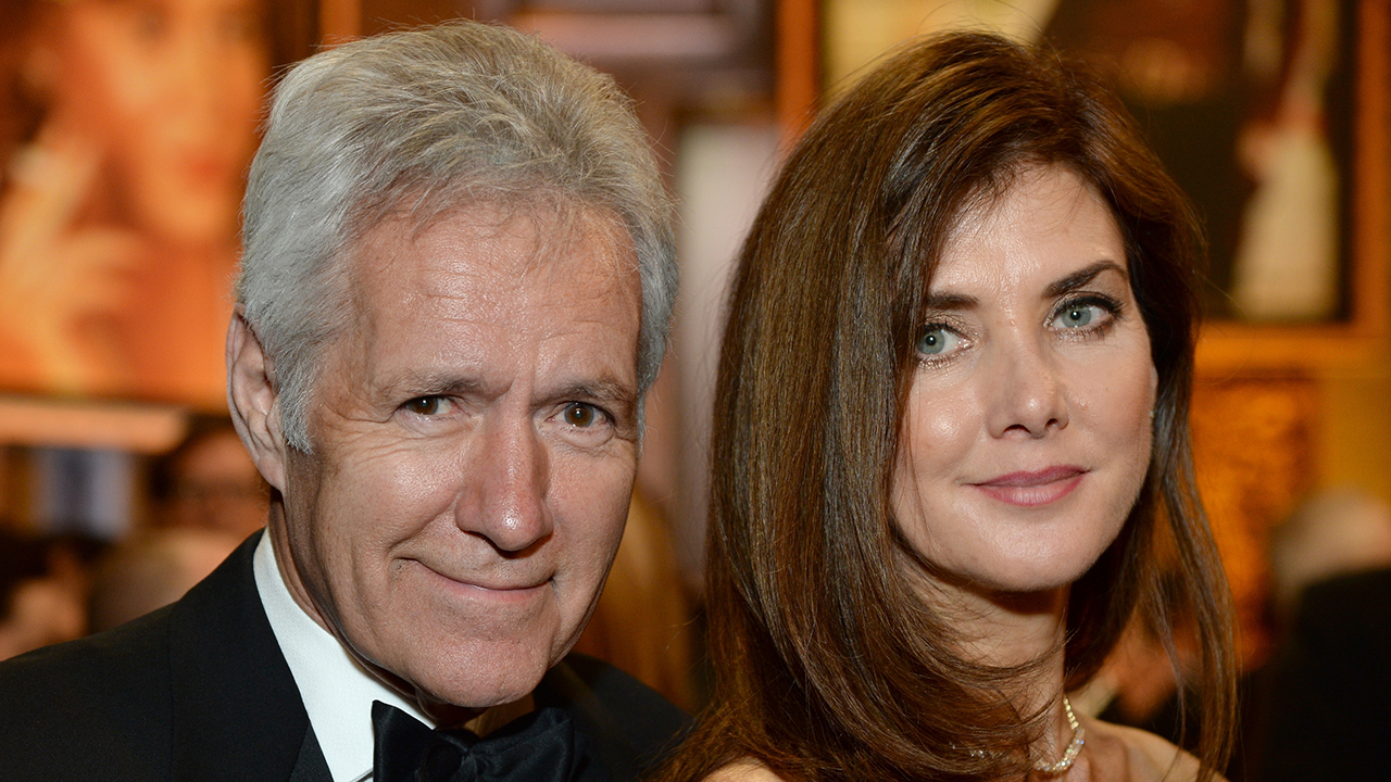 Alex Trebek's widow says she wasn't aware how beloved he was until his cancer battle