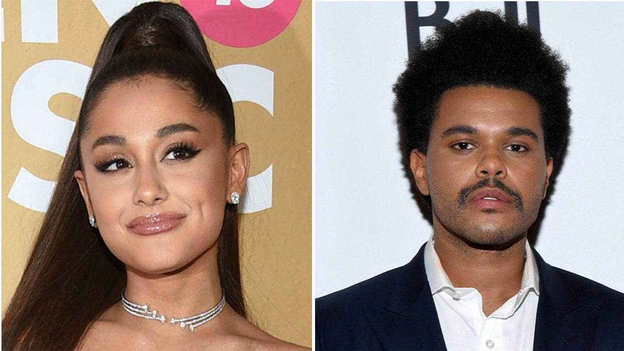 Ariana Grande, The Weeknd to open 2021 iHeartRadio Music Awards