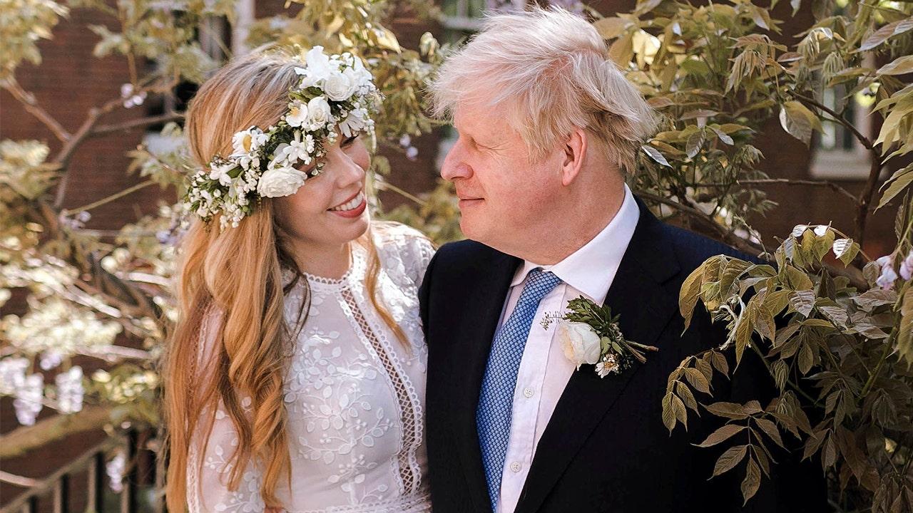 UK PM Boris Johnson marries fiancee in private ceremony – Fox News