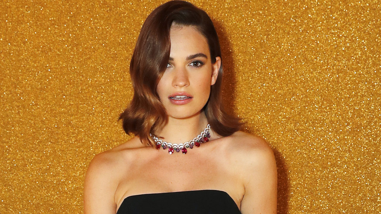 Lily James breaks her silence after Dominic West kissing photo scandal: 'There is a lot to say' – Fox News