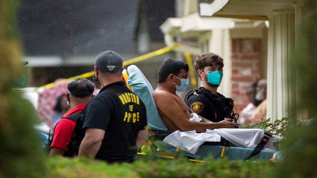 Houston smuggling operation: Five of 97 people found trapped in a home test positive for COVID – Fox News
