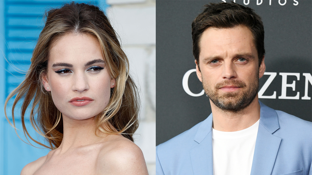 Lily James, Sebastian Stan look unrecognizable as Pamela Anderson, Tommy Lee for Hulu series - Fox News