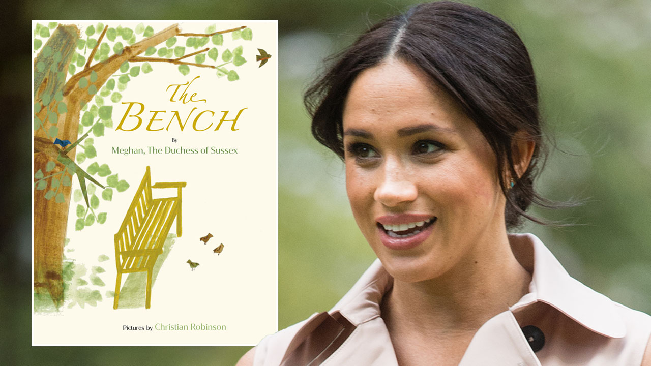 Meghan Markle celebrates 'The Bench' becoming a bestseller, talks how it shows 'another side of masculinity' - Fox News