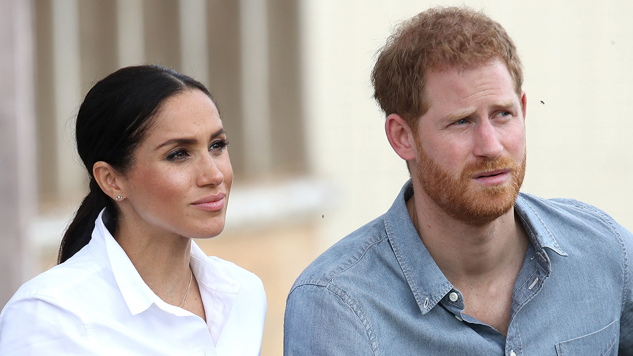 Prince Harry says Meghan Markle thought it would be 'unfair' to her husband if she harmed herself