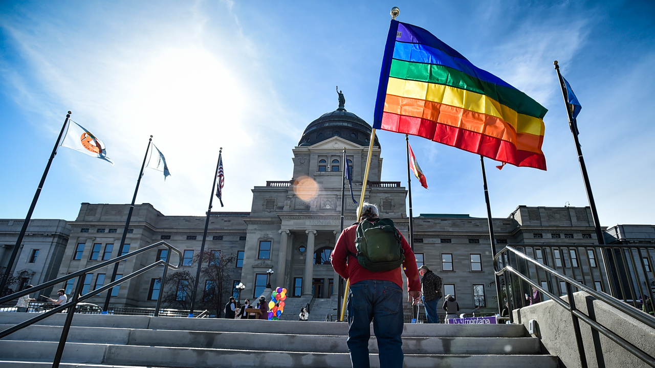 Montana Gov. Gianforte signs bill banning transgender athletes from girls sports