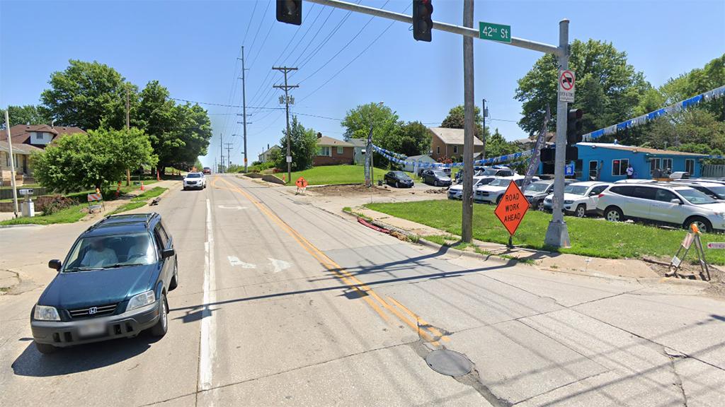 Nebraska police shootout leaves one man dead after he barricaded himself inside a house