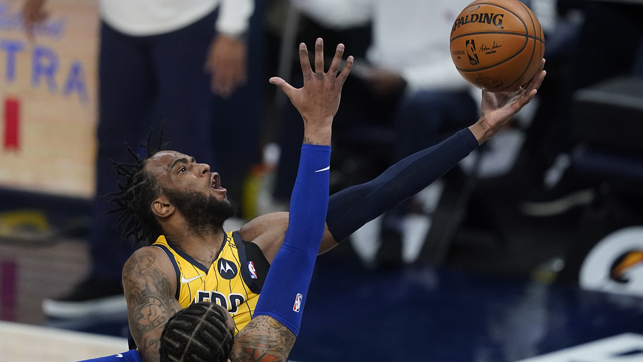 Pacers rally late for 103-94 win to snap 76ers streak - fox