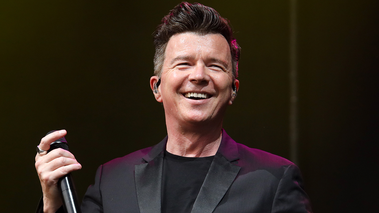 Philadelphia Phillies game features Rick Astley singing 'Take Me Out to the Ball Game'