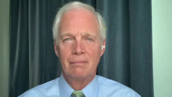 Sen. Ron Johnson: Unequal application of justice, law by administration should 'frighten every American'
