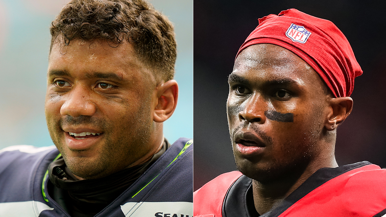 Seahawks' Russell Wilson spoke to Julio Jones about teaming up in Seattle: report – Fox News
