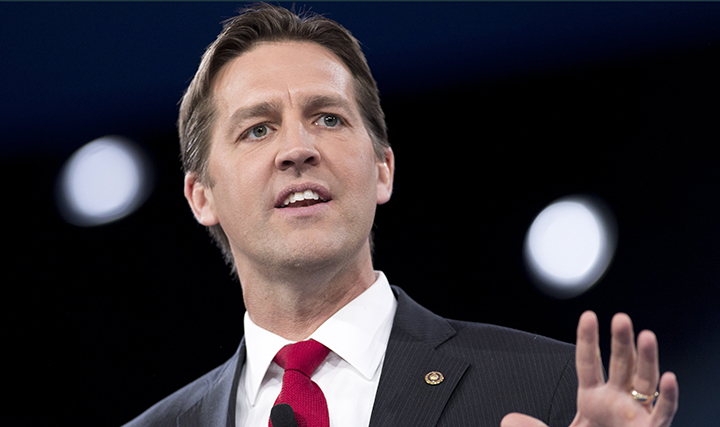 Sasse blasts Biden admin's 'persistent lie' about number of Americans trapped in Afghanistan