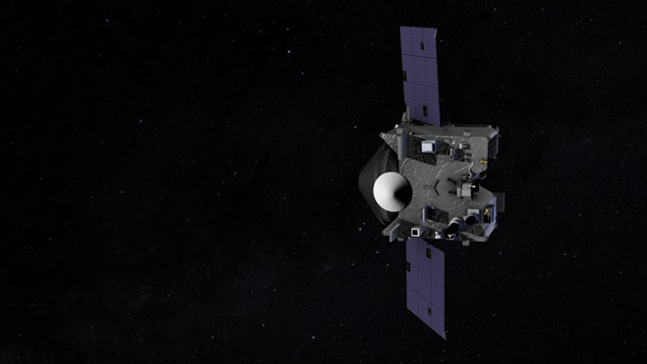 NASA's OSIRIS-REx spacecraft heading back to Earth after retrieving asteroid sample