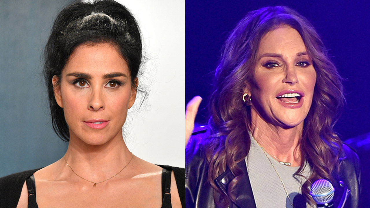 Sarah Silverman accuses Caitlyn Jenner of 'transphobia' for opposing trans girls playing in girls' sports