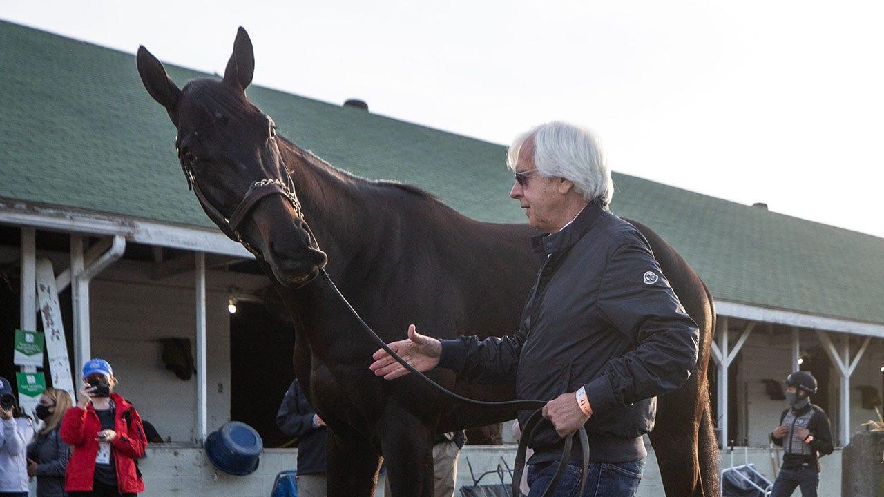 Kentucky Derby winner Medina Spirit was treated with ointment including betamethasone, Bob Baffert reveals - Fox News