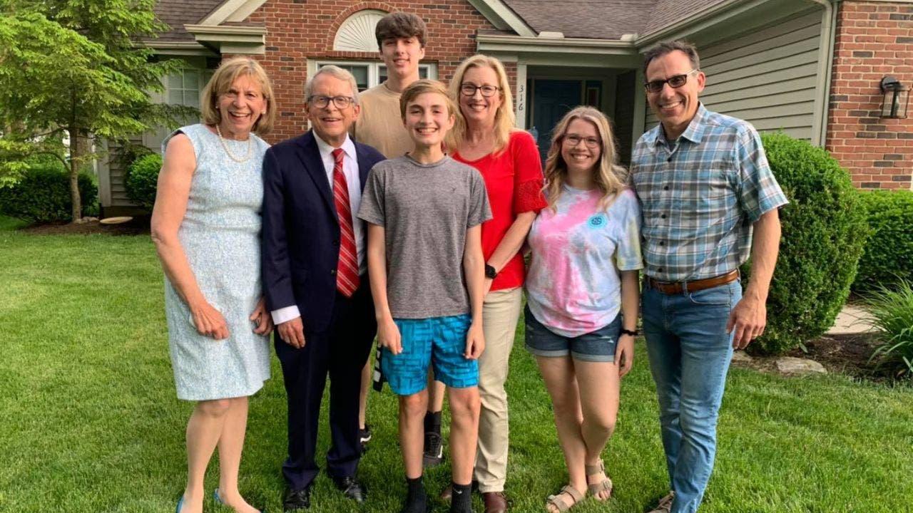 Ohio woman wins $1 million jackpot and teen wins full scholarship in vaccine lotteries