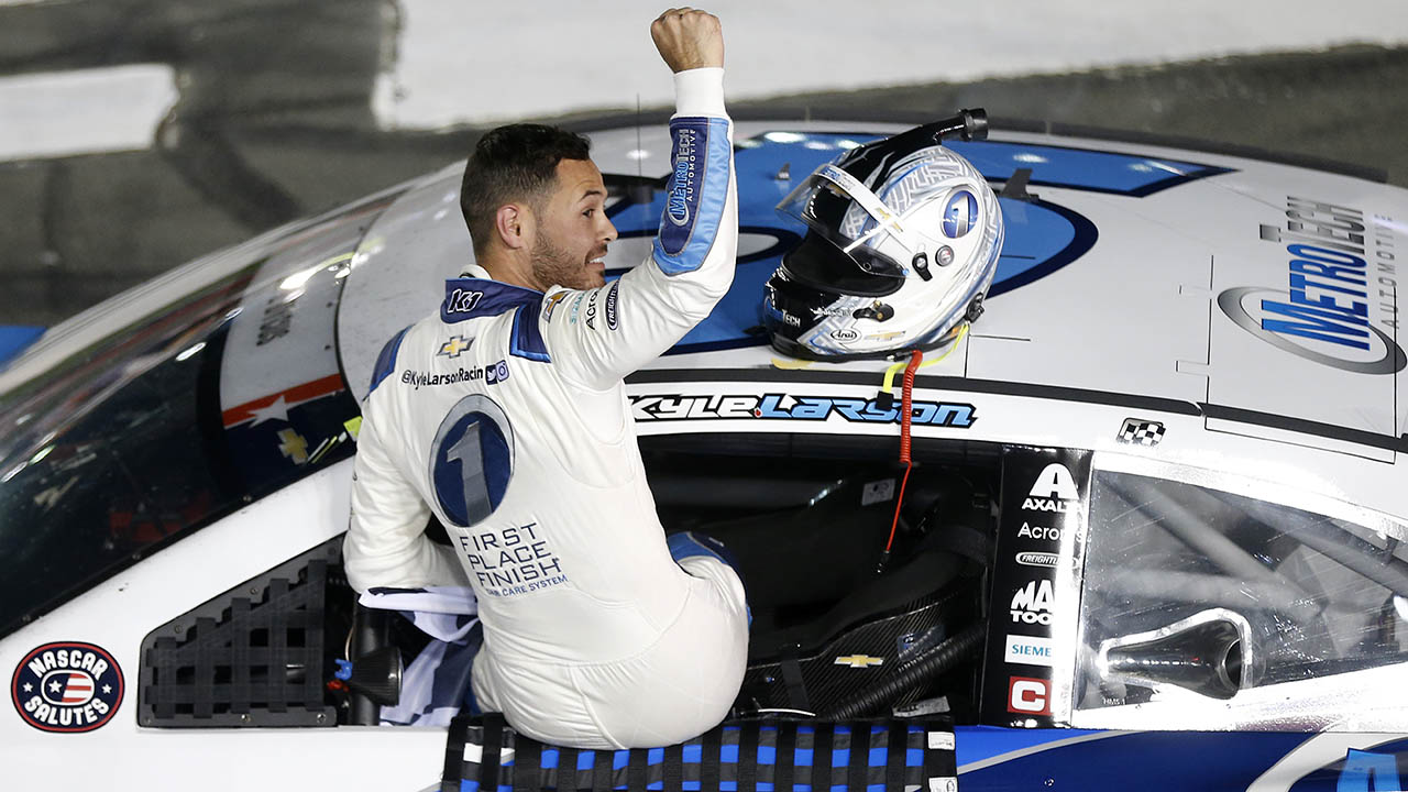 Kyle Larson wins NASCAR Coca-Cola 600 to claim all-time record for Hendrick Motorsports – Fox News