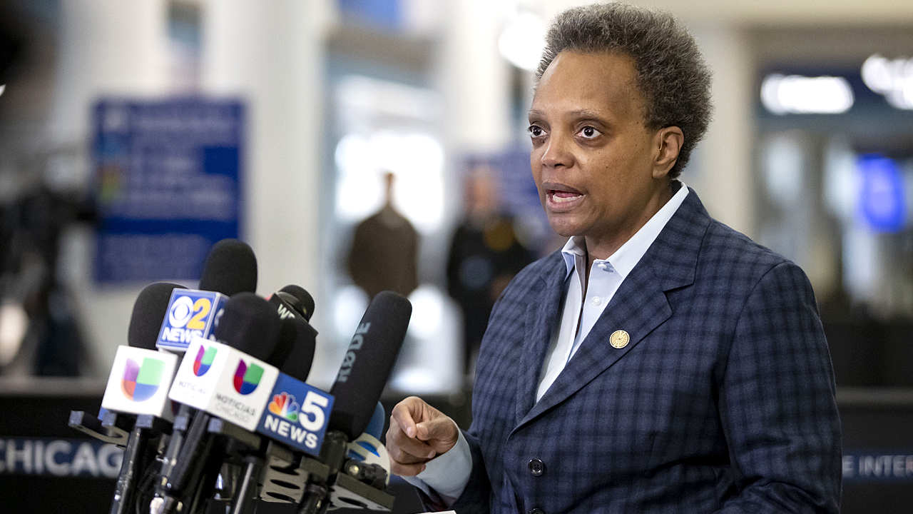 Chicago gun violence: Mayor Lori Lightfoot hoping to curb bloodshed by suing gangs