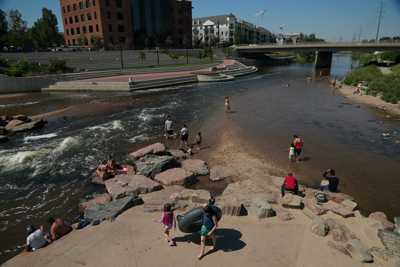 US summer heat wave: Doctors warn of burn injuries as record temperatures continue to scorch West