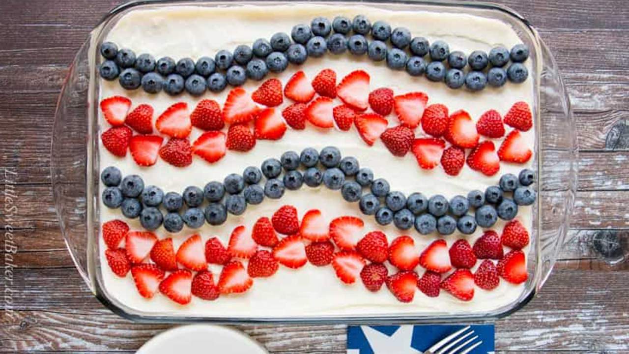 Icebox cake for your patriotic celebration: Try the recipe