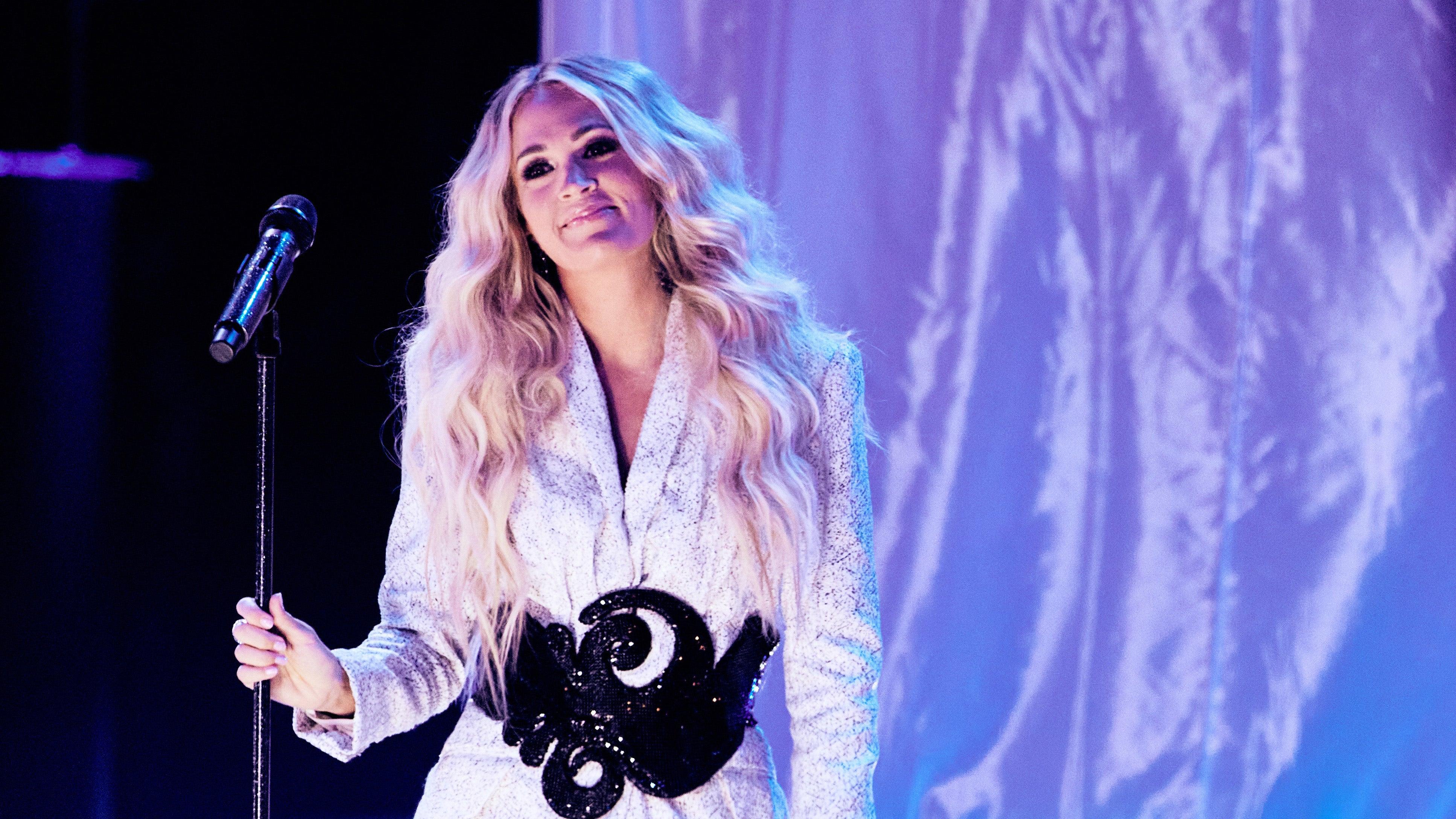 CMT Music Awards 2021 sees Carrie Underwood and John Legend take home top award Chris Stapleton perform – Fox News