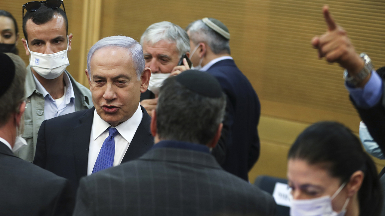Netanyahu facing ouster claims his potential replacement can't stand up to Biden – Fox News