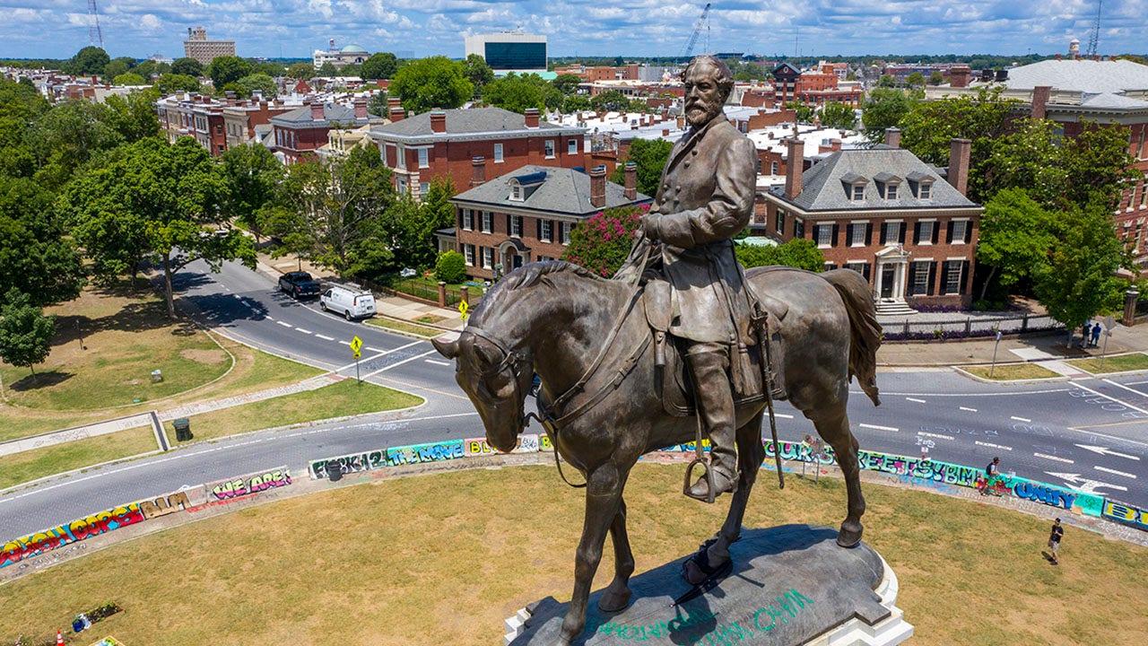 Richmond's Robert E. Lee statue to be taken down Wednesday