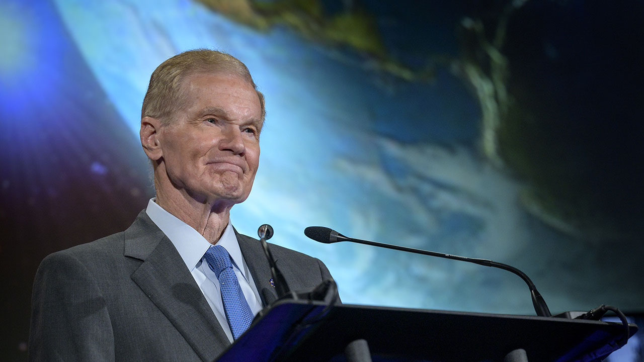 NASA administrator Bill Nelson optimisitic about space exploration as commercial, government efforts collide